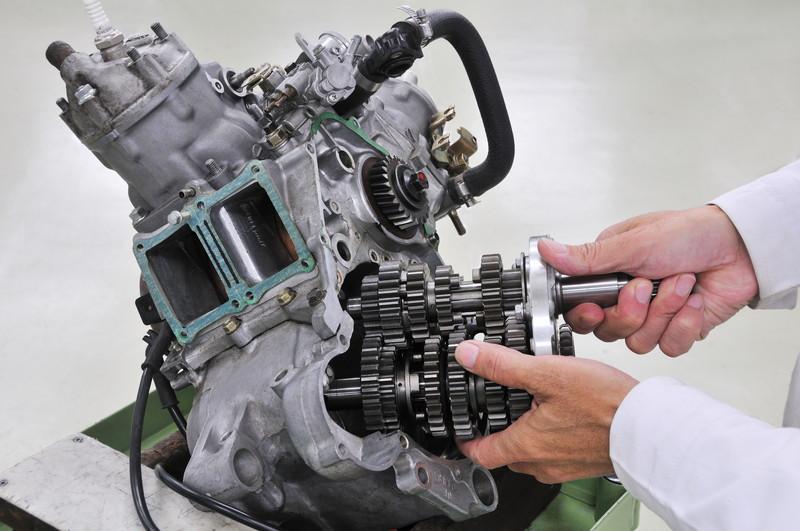 エンジンの仕組み